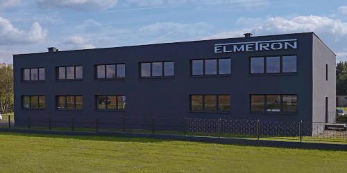 Elmetron budynek produkcyjny